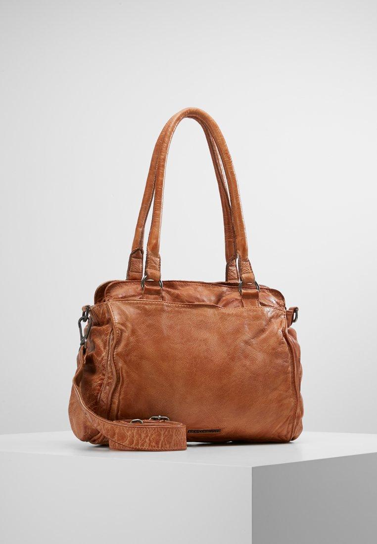 FREDsBRUDER - RISE - Handbag - caramel