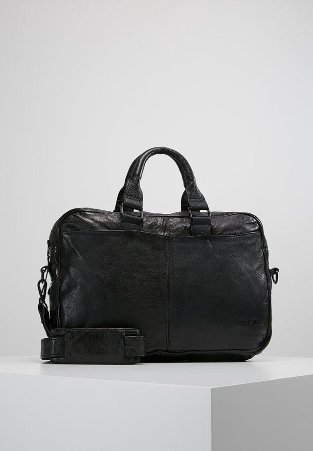 FRATERNITY - Taška na laptop - black