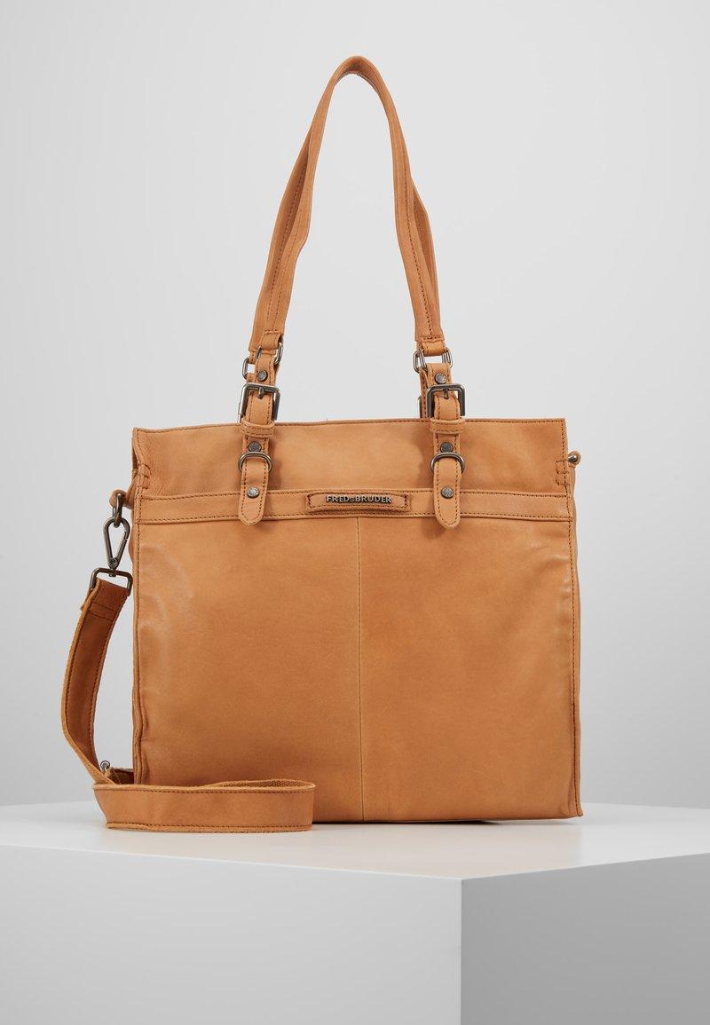 FREDsBRUDER - GRACE - Håndtasker - almond