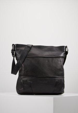 OH CROWNY - Shopping bag - black