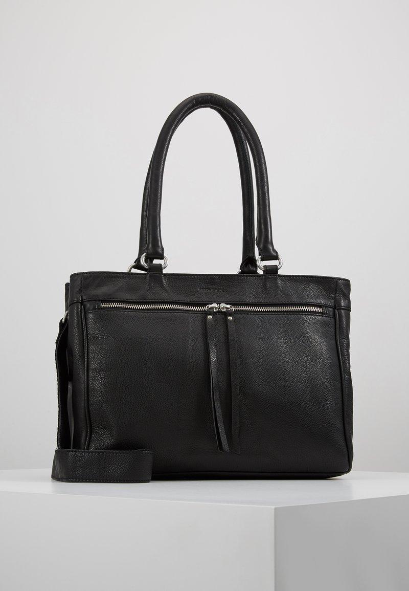 FREDsBRUDER - TAKE IT EASY - Handtasche - black