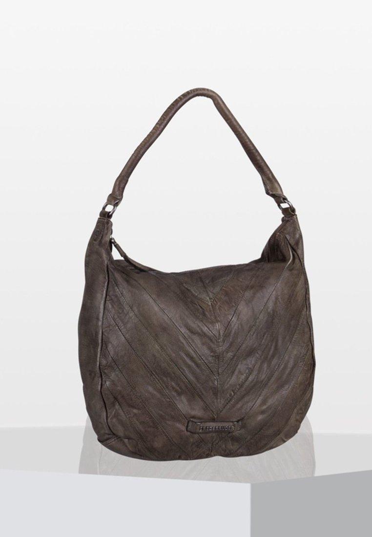 FREDsBRUDER - QUAD - Handbag - khaki
