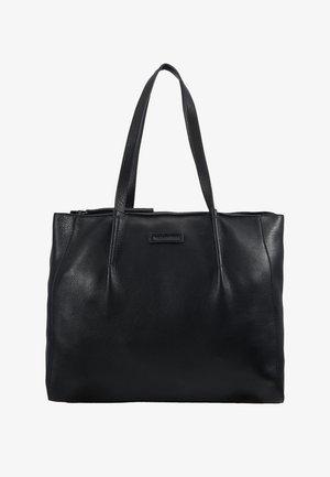 KYOTO - Shopping Bag - black