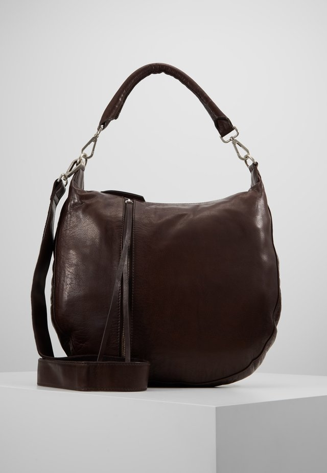 CLEMMY PEP - Handtasche - brown