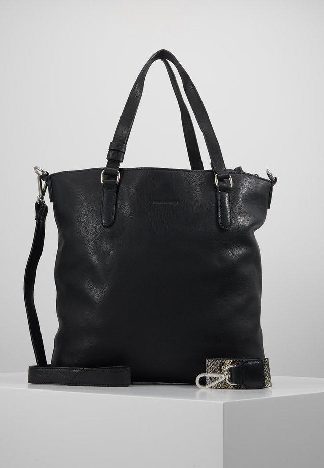 HOLI COLORI - Tote bag - black