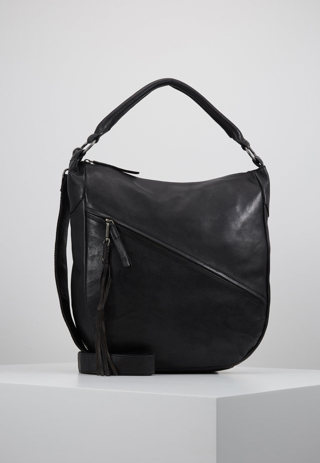 JUNO - Shopping bag - black