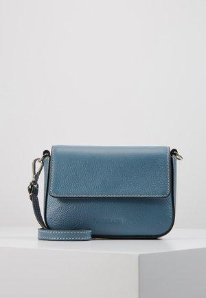 SAVONA - Umhängetasche - blue grey