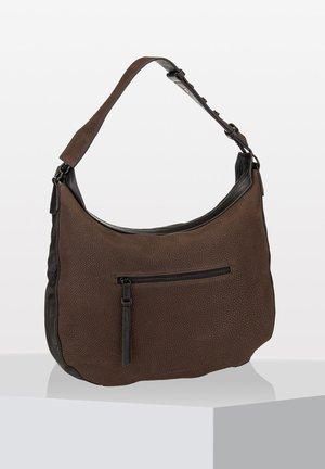 HEARTBEAT - Handbag - brown