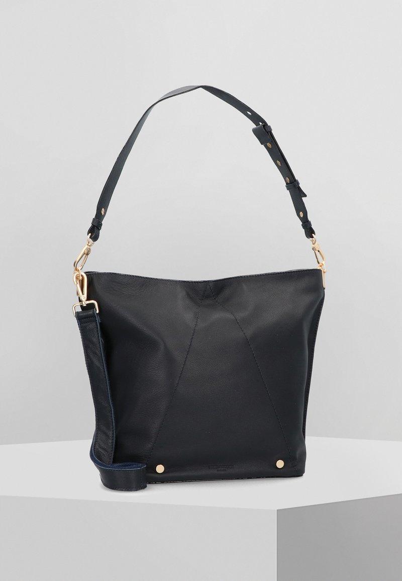FREDsBRUDER - WALKOVER - Handbag - dark navy