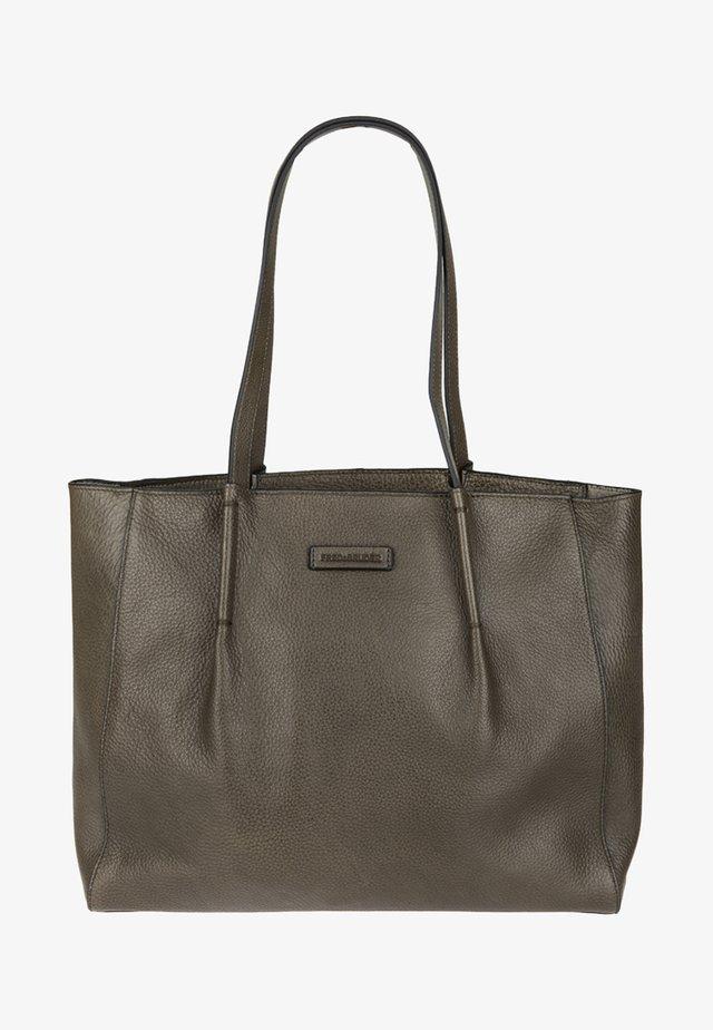 KYOTO - Shopping Bag - khaki