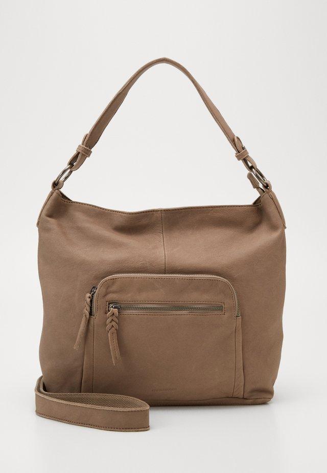 AIRY - Handbag - warm grey