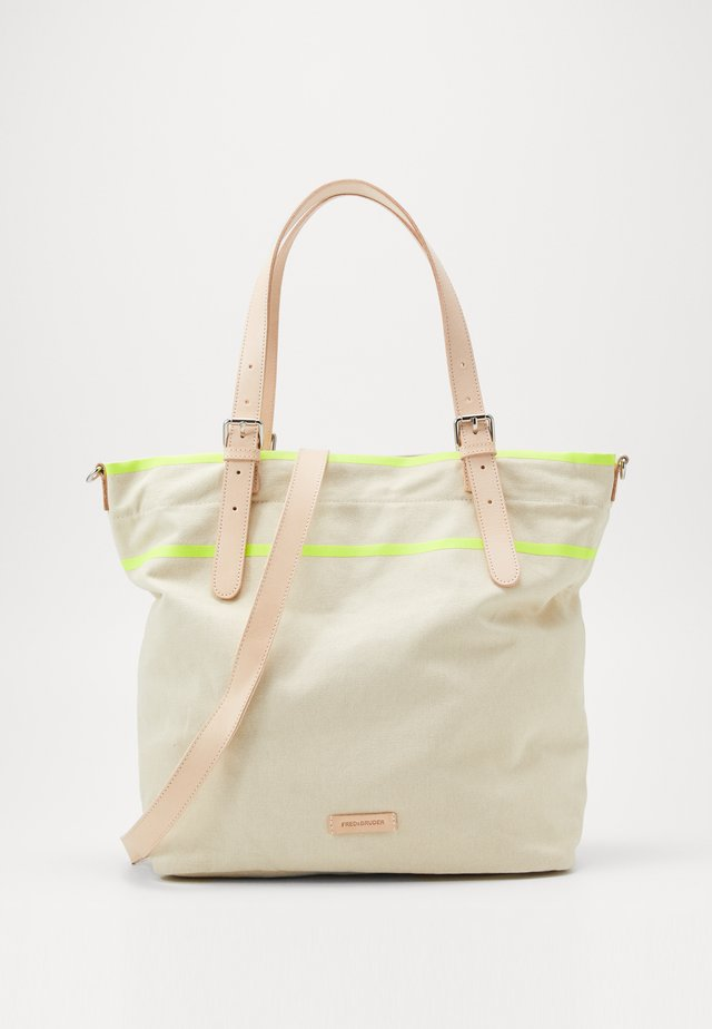 CANNY - Shopping bag - beige