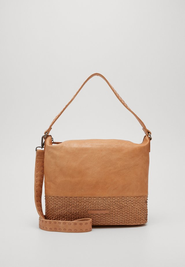 GASH - Shopping bag - sand