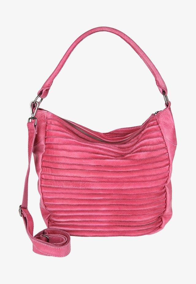 BEUTELTASCHE RIFFELPÜPPY - Handtasche - pink