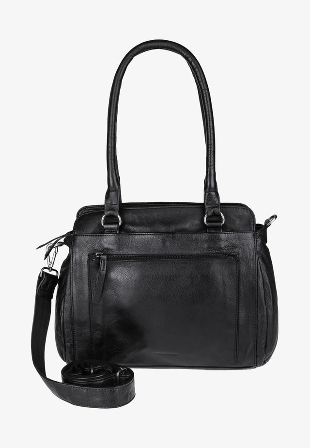 RISE UP - Handtasche - black
