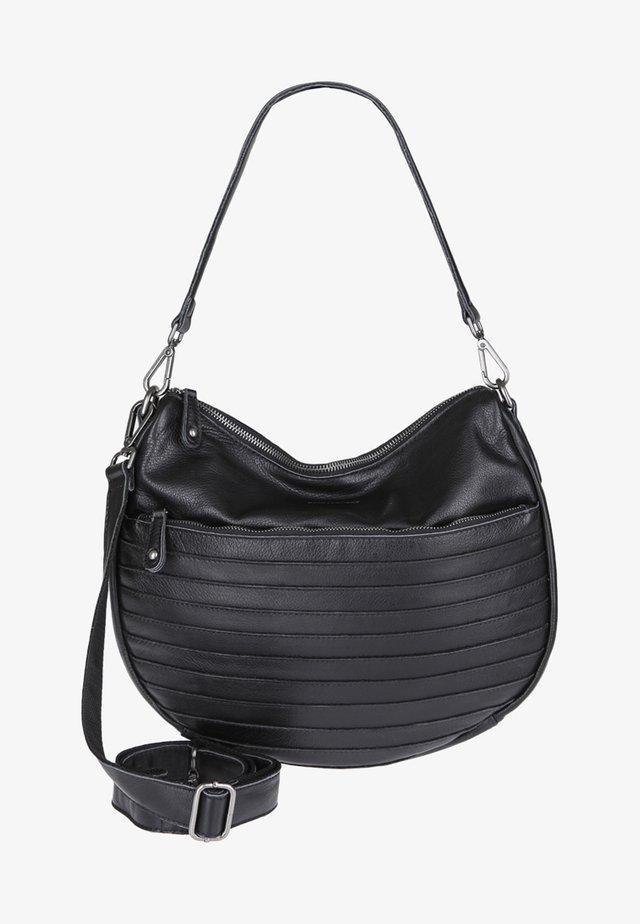 HERZBLATT - Handtasche - black