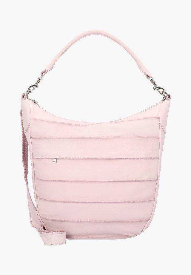 BOLD BIG RIFFEL - Handtasche - light pink