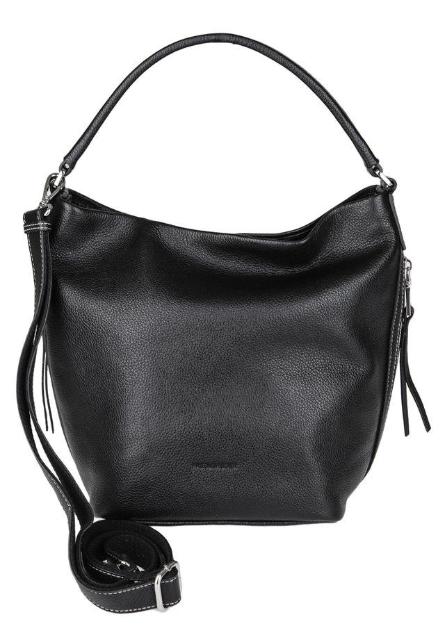 BEUTELTASCHE PISA - Handtasche - black