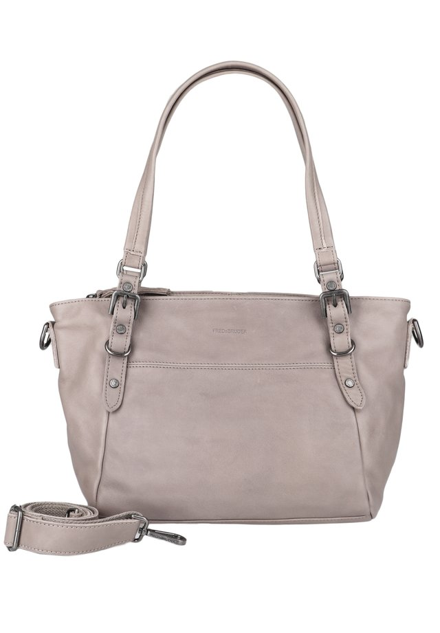 CHIRPY - Shopping Bag - warm grey