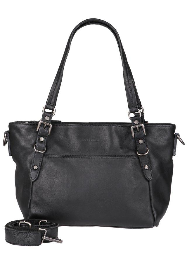 CHIRPY - Shopping Bag - black