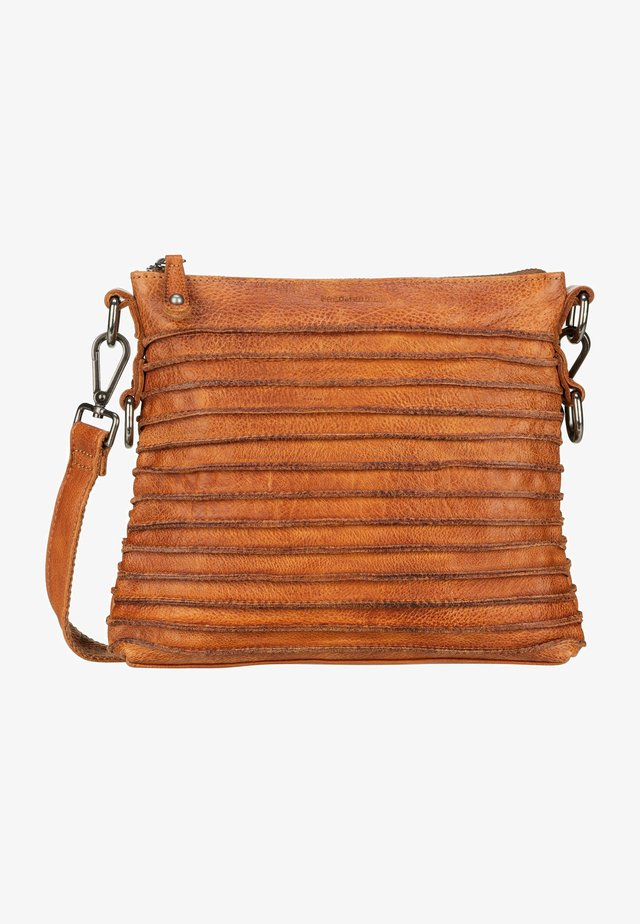 RIFFEL SPEZI - Across body bag - caramel