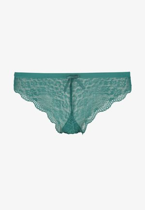 FANCIES BRAZILIAN - Slip - emerald
