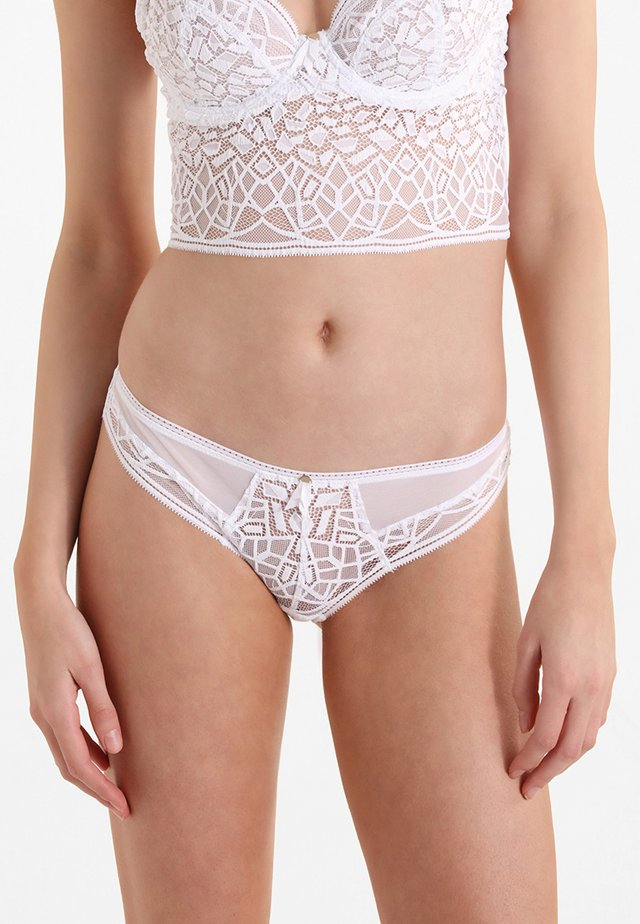 SOIREE BRAZILIAN  - Slip - white