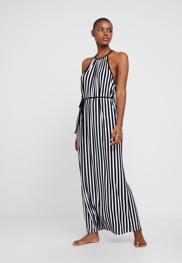 BEACH MAXI DRESS - Maxi-jurk - black