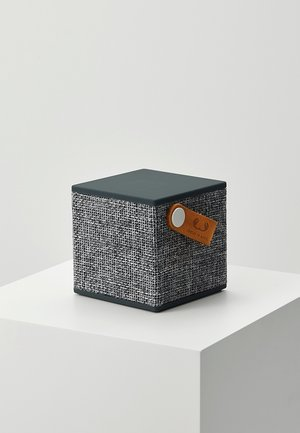 ROCKBOX CUBE FABRIQ EDITION BLUETOOTH SPEAKER - Speaker - concrete