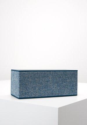 ROCKBOX BRICK XL FABRIQ EDITION BLUETOOTH SPEAKER - Reproduktor - indigo