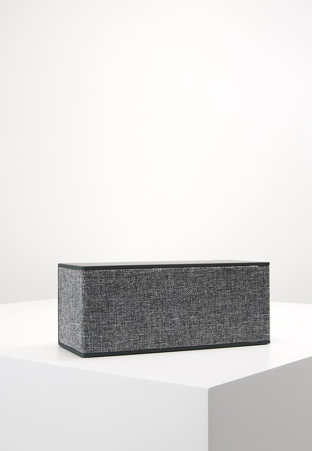 ROCKBOX BRICK XL FABRIQ EDITION BLUETOOTH SPEAKER - Lautsprecher - concrete