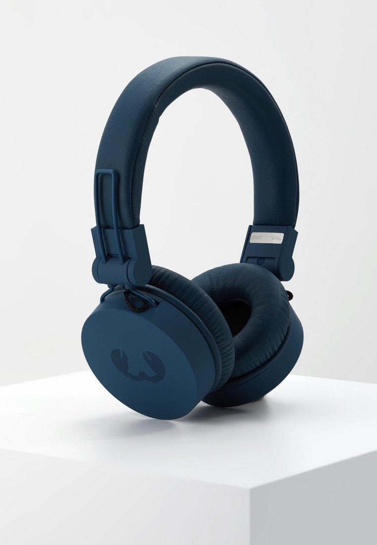 Fresh 'n Rebel - CAPS HEADPHONES - Słuchawki - indigo