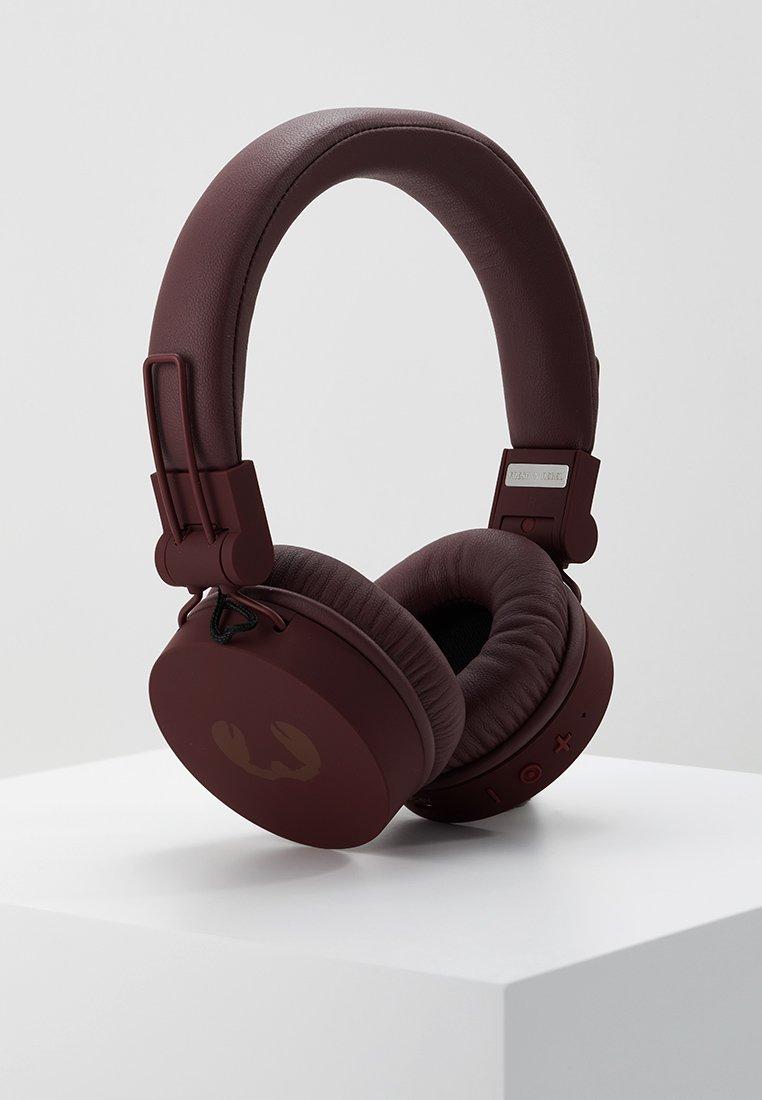 Fresh 'n Rebel - CAPS WIRELESS HEADPHONES - Kopfhörer - ruby