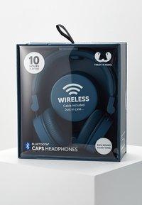 Fresh 'n Rebel - CAPS WIRELESS HEADPHONES - Headphones - indigo - 4