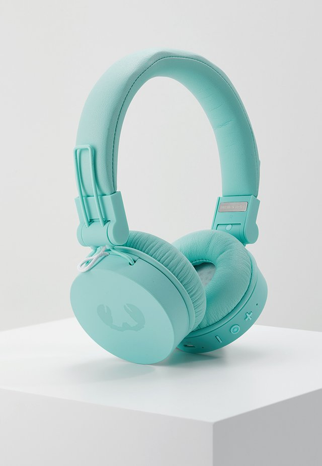 CAPS WIRELESS HEADPHONES - Hörlurar - peppermint