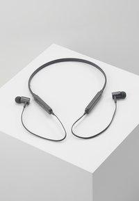 Fresh 'n Rebel - BAND IT WIRELESS IN EAR HEADPHONES - Headphones - concrete - 0