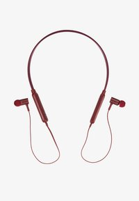 Fresh 'n Rebel - BAND IT WIRELESS IN EAR HEADPHONES - Headphones - ruby - 1