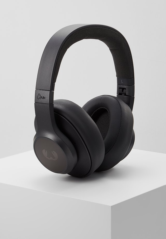 CLAM ANC WIRELESS OVER EAR HEADPHONES - Høretelefoner - storm grey