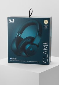 Fresh 'n Rebel - CLAM ANC WIRELESS OVER EAR HEADPHONES - Headphones - petrol blue - 4