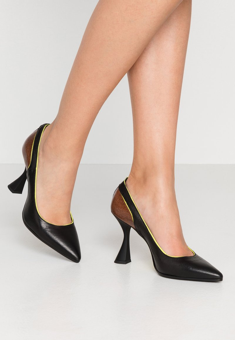 Fratelli Russo - ALEXUS - High Heel Pumps - matrix nero