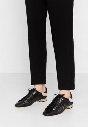 JAMIE - Zapatos de vestir - matrix nero