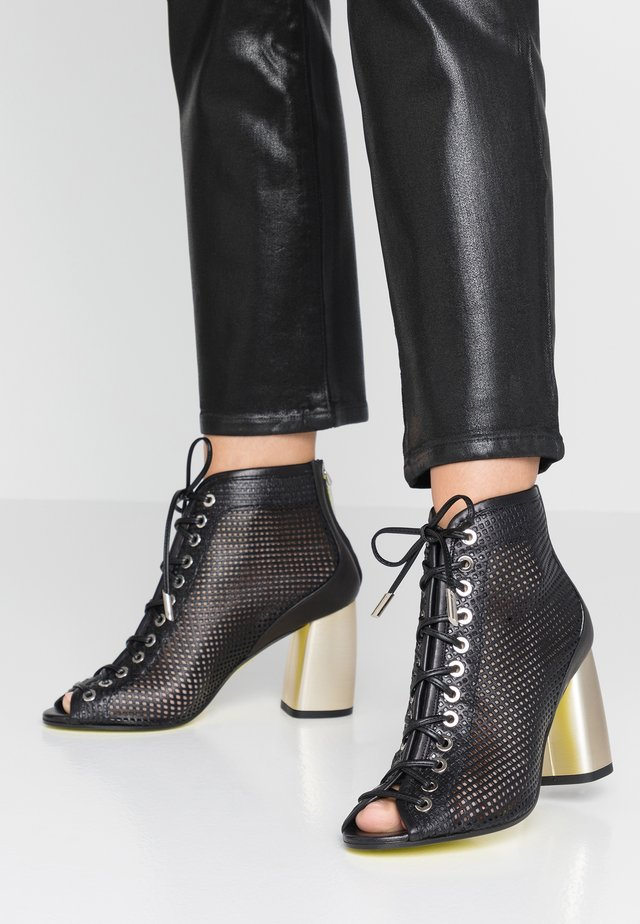 ALBIS - Ankle boots - nero