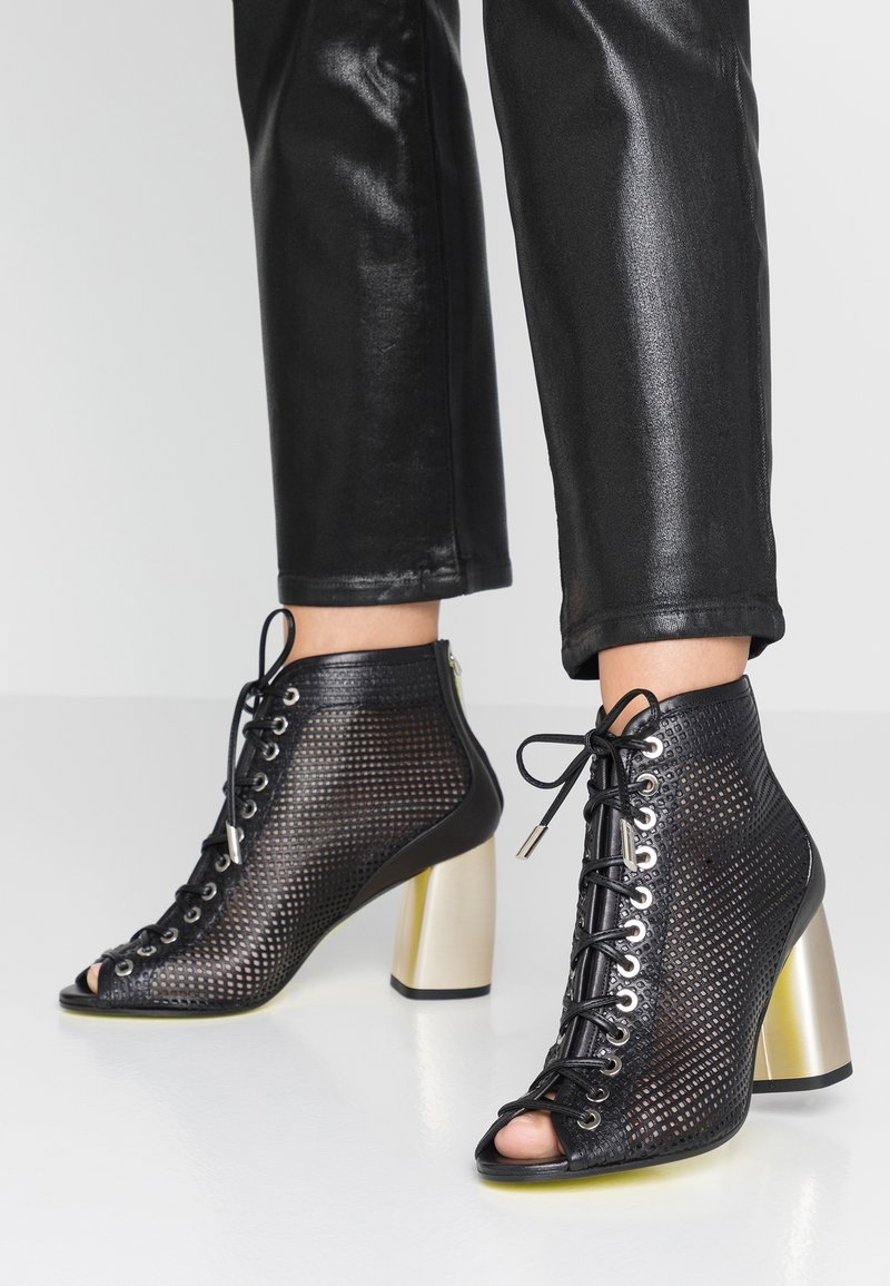 Fratelli Russo - ALBIS - Ankle boots - nero