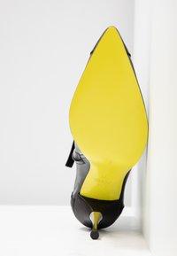 Fratelli Russo - JASMINE - Lace-up ankle boots - positano nero/fumo - 6