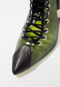 Fratelli Russo - JASMINE - Lace-up ankle boots - positano nero/fumo - 2