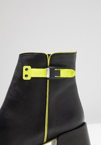 Fratelli Russo - ALANA - Classic ankle boots - matrix nero - 2