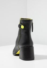 Fratelli Russo - ALANA - Classic ankle boots - matrix nero - 5