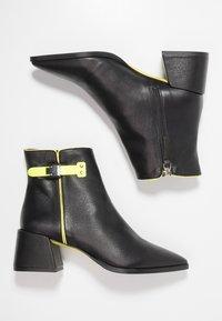 Fratelli Russo - ALANA - Classic ankle boots - matrix nero - 3