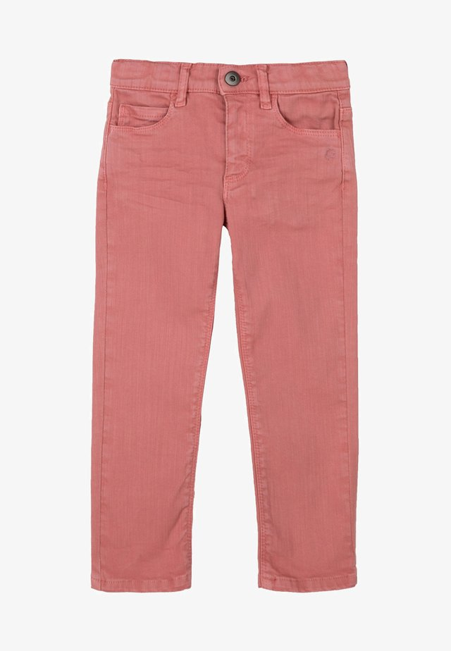 SON - Straight leg jeans - old rose