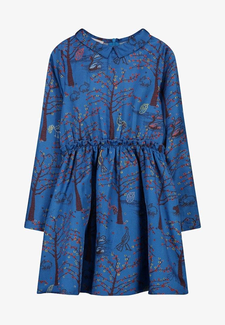 fred + ginger - TINKA - Day dress - lake blue